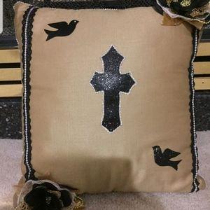 Handcrafted Kneeling Pillow